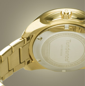 Watch Gold Tile