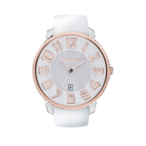 Slim Classic White & Rose Gold 3H
