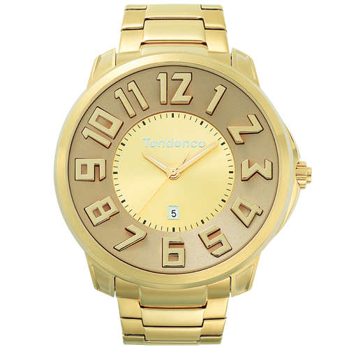 Bunker 41 Yellow Gold