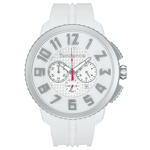 G47 White/Silver Chrono